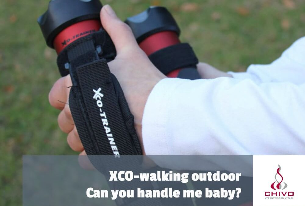 XCO-walking, can you handle me, baby?