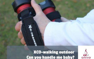 XCO-walking, can you handle me, baby?