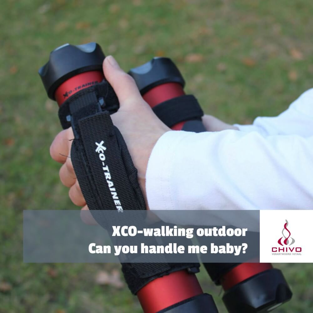 xco-walking, can you handle me, baby?!