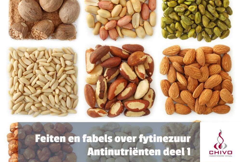 Antinutriënten deel 1: Fytinezuur