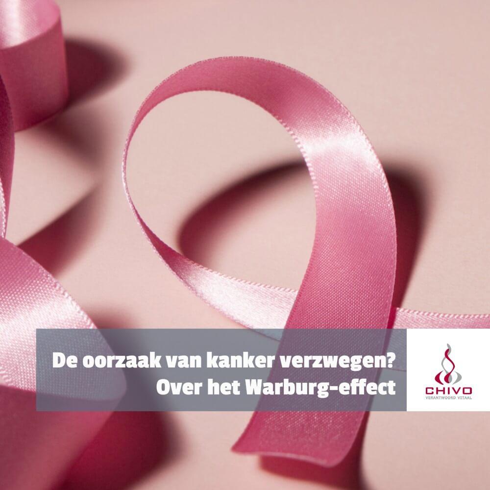 Het Warburg effect is NIET de oorzaak van kanker