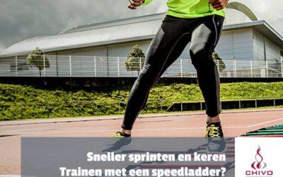 Zijn speedladders noodzakelijk voor sprint- en wendbaarheidstraining?