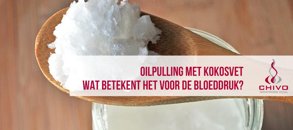 Verhoogt oil pulling de bloeddruk?