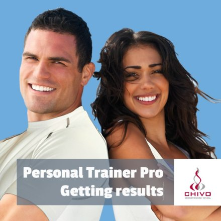 Opleiding Personal Trainer Pro & Lifestyle Coach - Getting results!