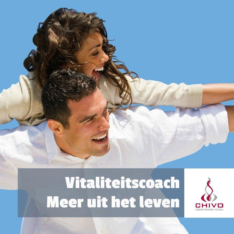 Opleiding Vitaliteitscoach - Meer uit het leven