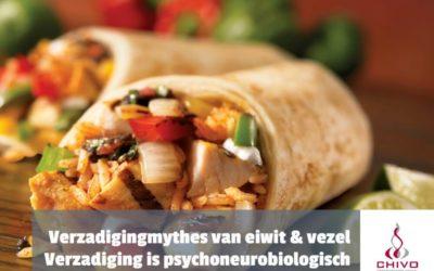 Clip: Verzadigingsmythe eiwit en vezels – psychoneurobiologie van verzadiging