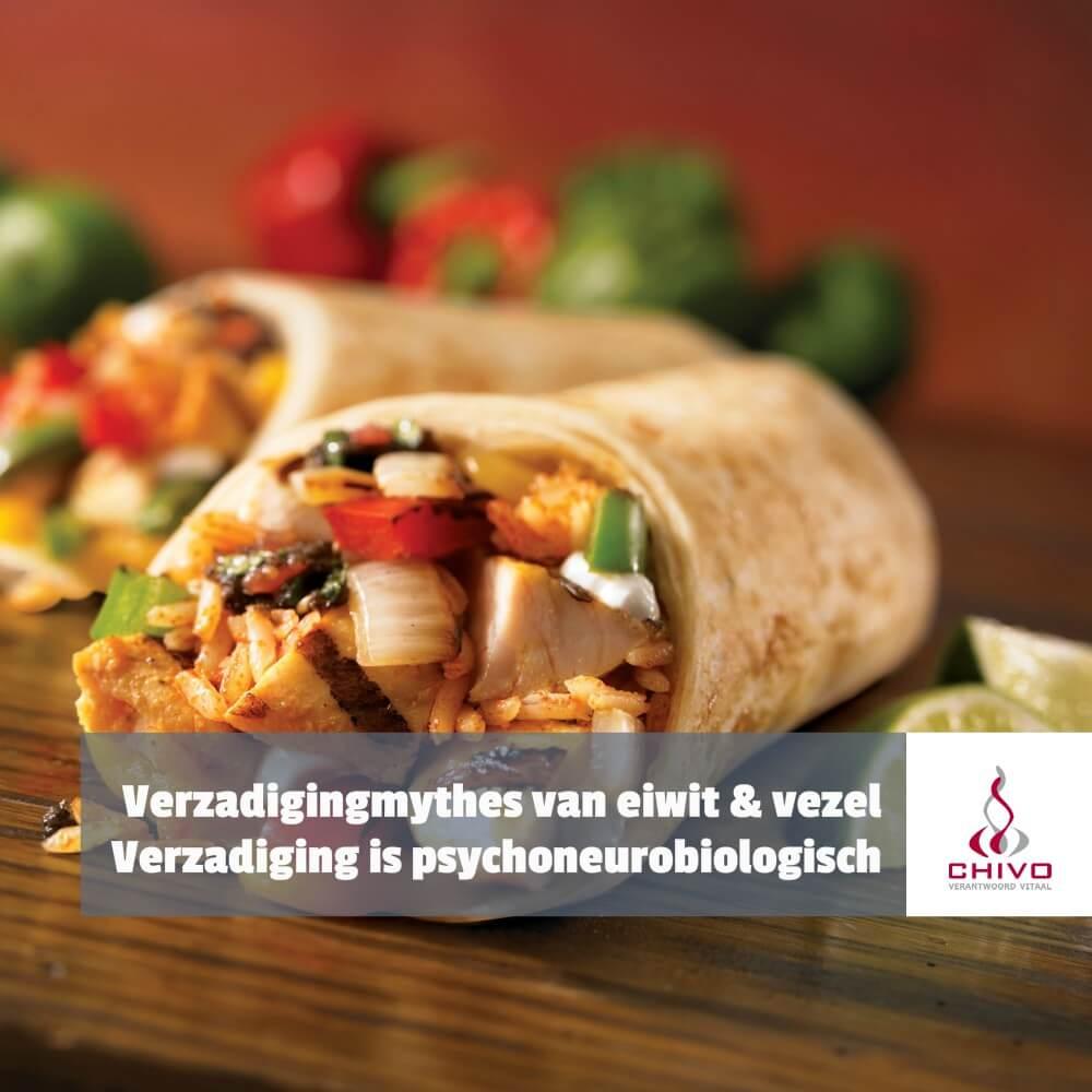 Verzadiging mythes van eiwitten en vezels
