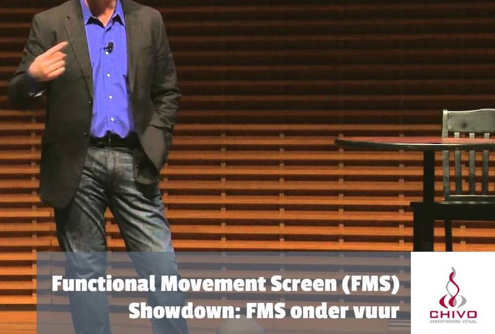 Showdown: Functional Movement Screen (FMS) onder vuur