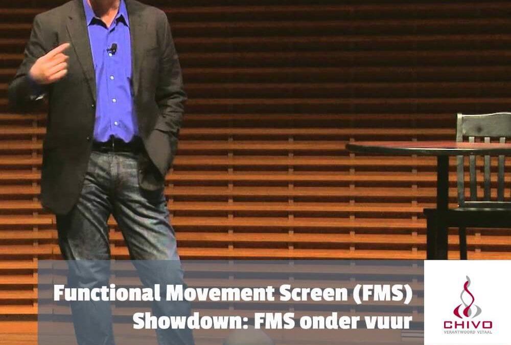 Showdown: Functional Movement Screen (FMS) onder vuur