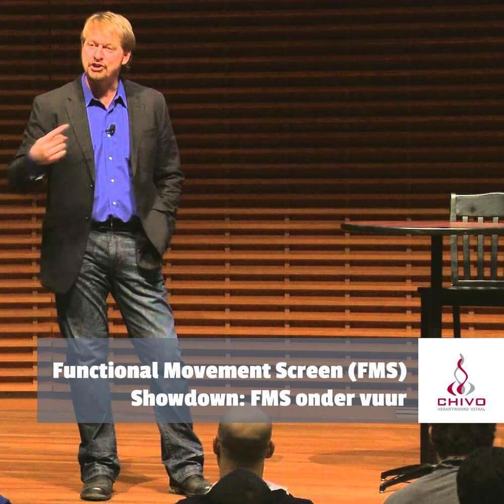 Functional Movement Screen (FMS) showdown