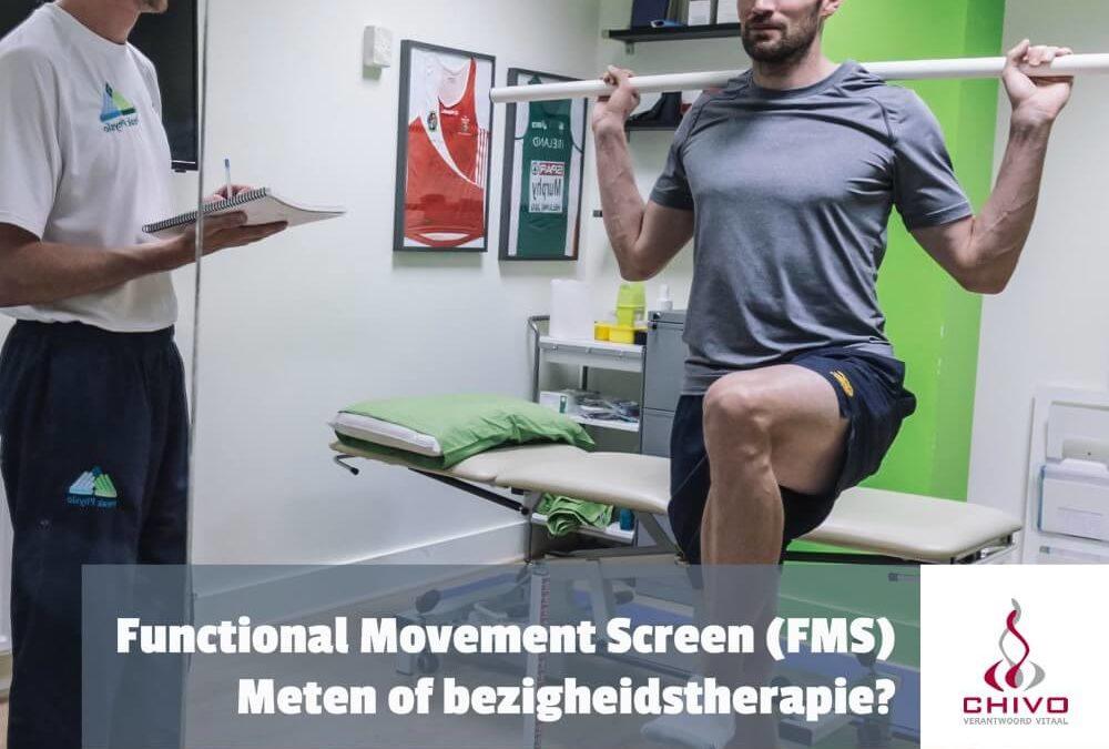Functional Movement Screen (FMS) faalt?