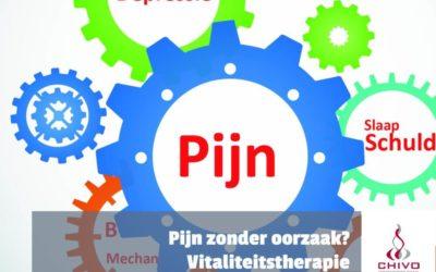 Clip: Pijn zonder oorzaak? Vitaliteitstherapie!