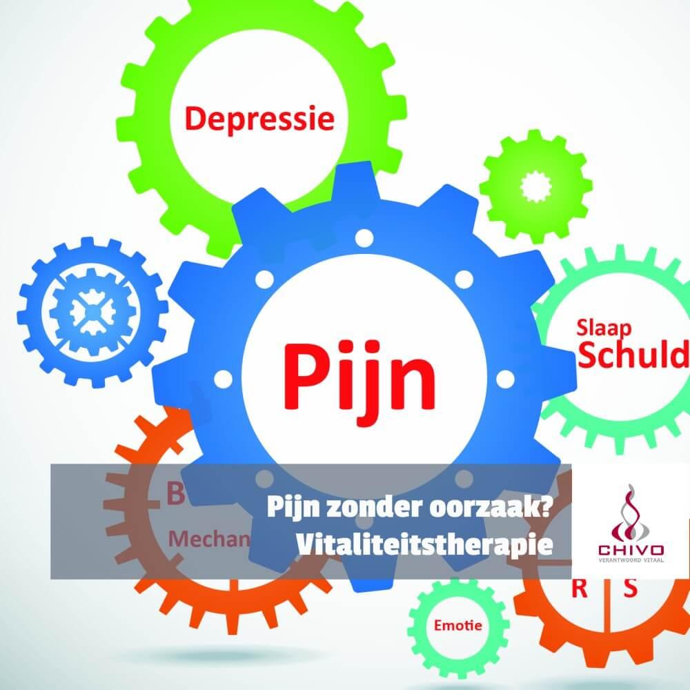 Pijn zonder oorzaak