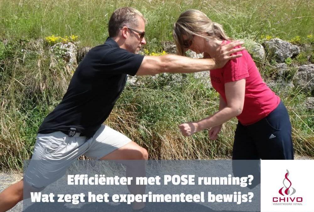 Clip: Efficiënter met de POSE-running?