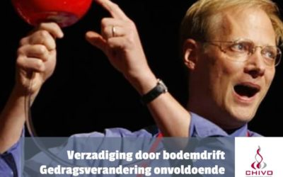 Verzadiging door bodemdrift