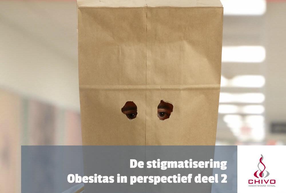 Obesitas in perspectief deel 2: De stigmatisering