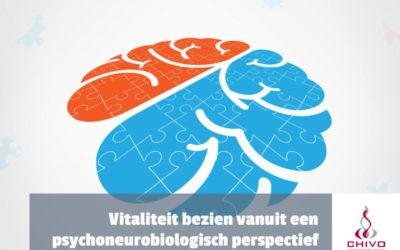 Vitaliteit vanuit een psychoneurobiologisch perspectief