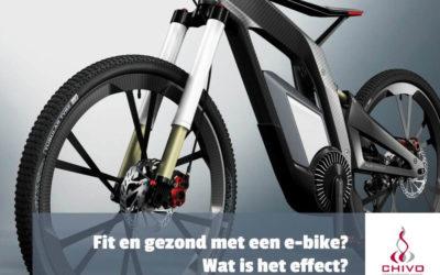 Clip: Fit en gezond met een e-bike?
