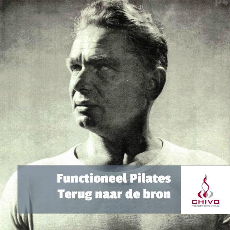 De opleiding Pilates die een eerbetoon is aan de Jospeh Pilates