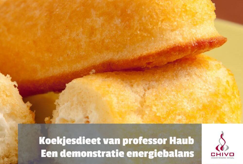 Het koekjesdieet van professor Haub