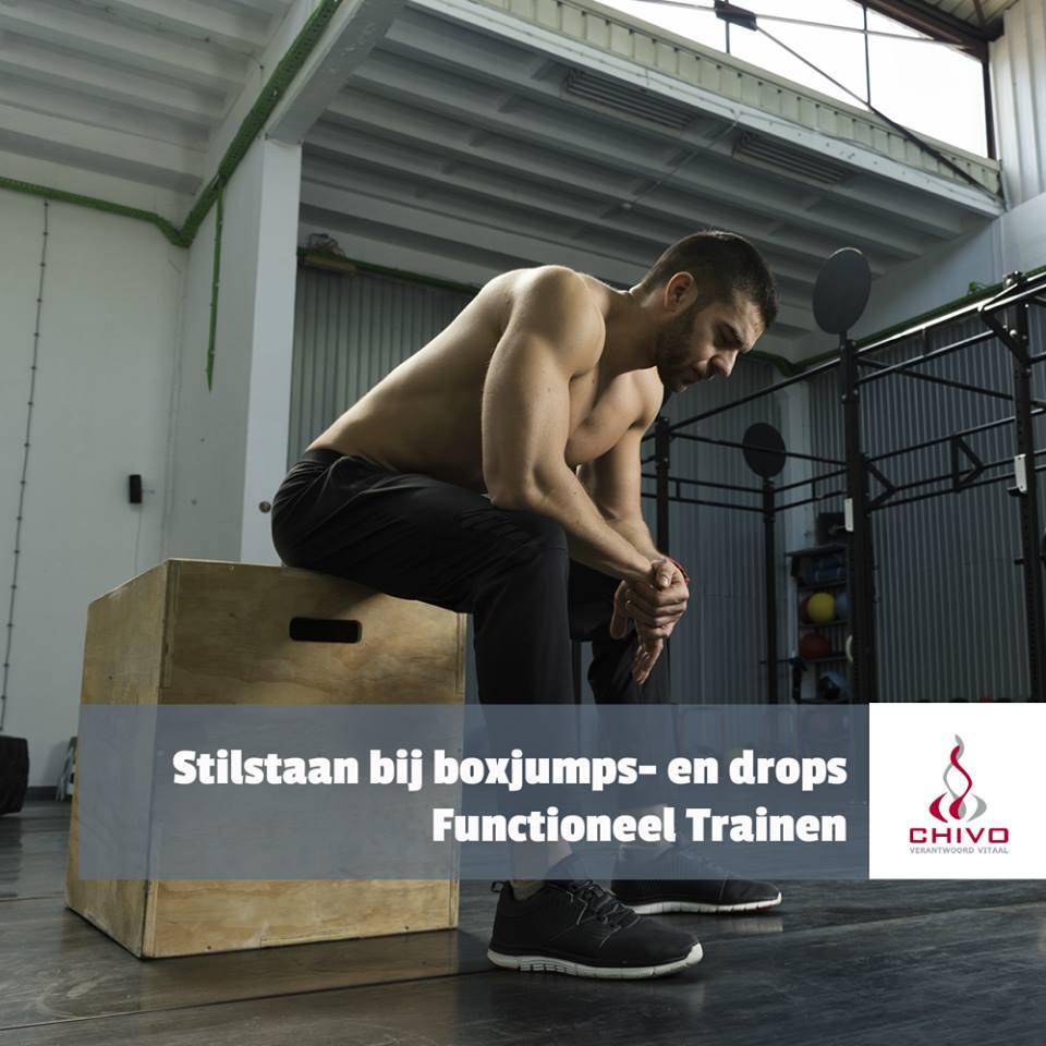 Boxjumps of boxdrops, twee verschillende trainingsdoelen