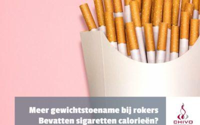 Clip: Gewichtstoename door roken?