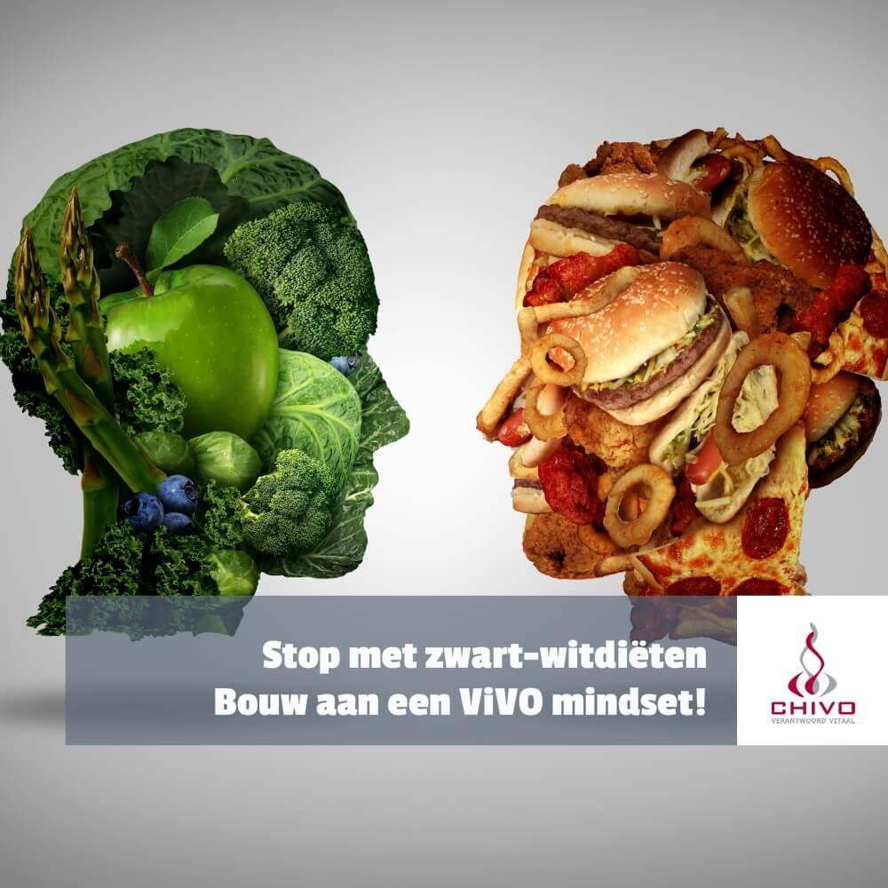 Er zijn geen goede of slechte veodingsmiddelen, er is hooguit een slecht voedingspatroon