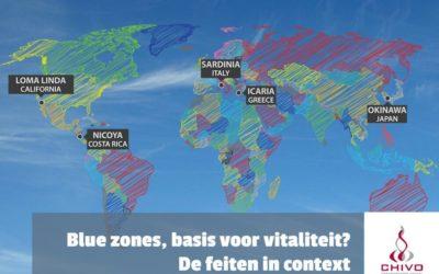 Vormen de Blue Zones een goede basis voor vitaliteit?