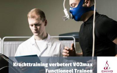 Krachttraining verbetert VO2max van hardlopers