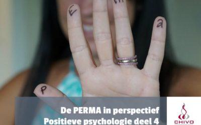 Positieve psychologie deel 4: PERMA in perspectief
