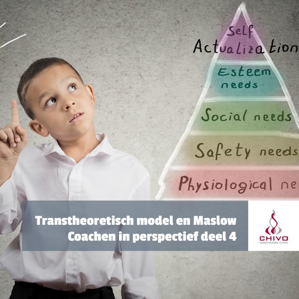 Zowel de Maslow piramide als het transtheoretisch model zijn populair, maar zijn ze ook bruikbaar?