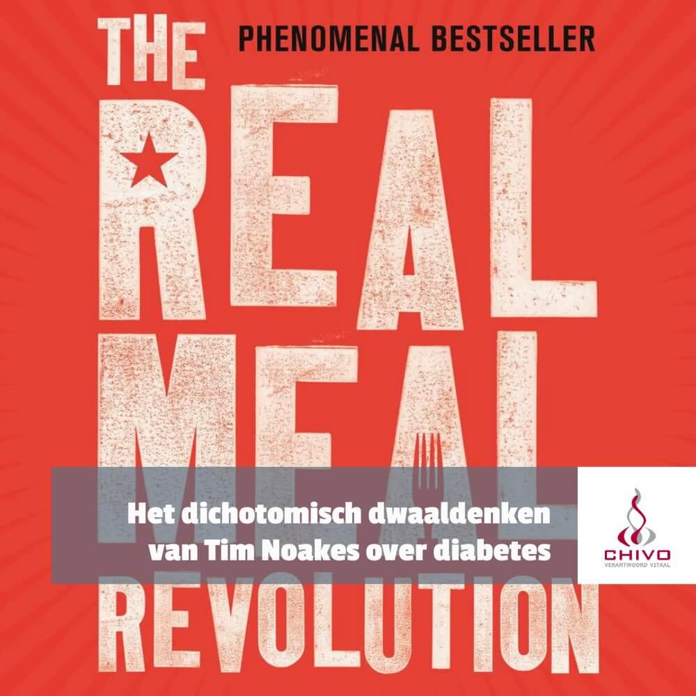 Volgens inspanningsfysioloog Tim Noakes eten we teveel koolhydraten en in zijn boek vertelt hij waarom
