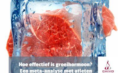 Hoe effectief is groeihormoon op kracht- en uithoudingsvermogen?