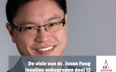 Insuline onbegrepen deel 12: De visie van dr. Jason Fung