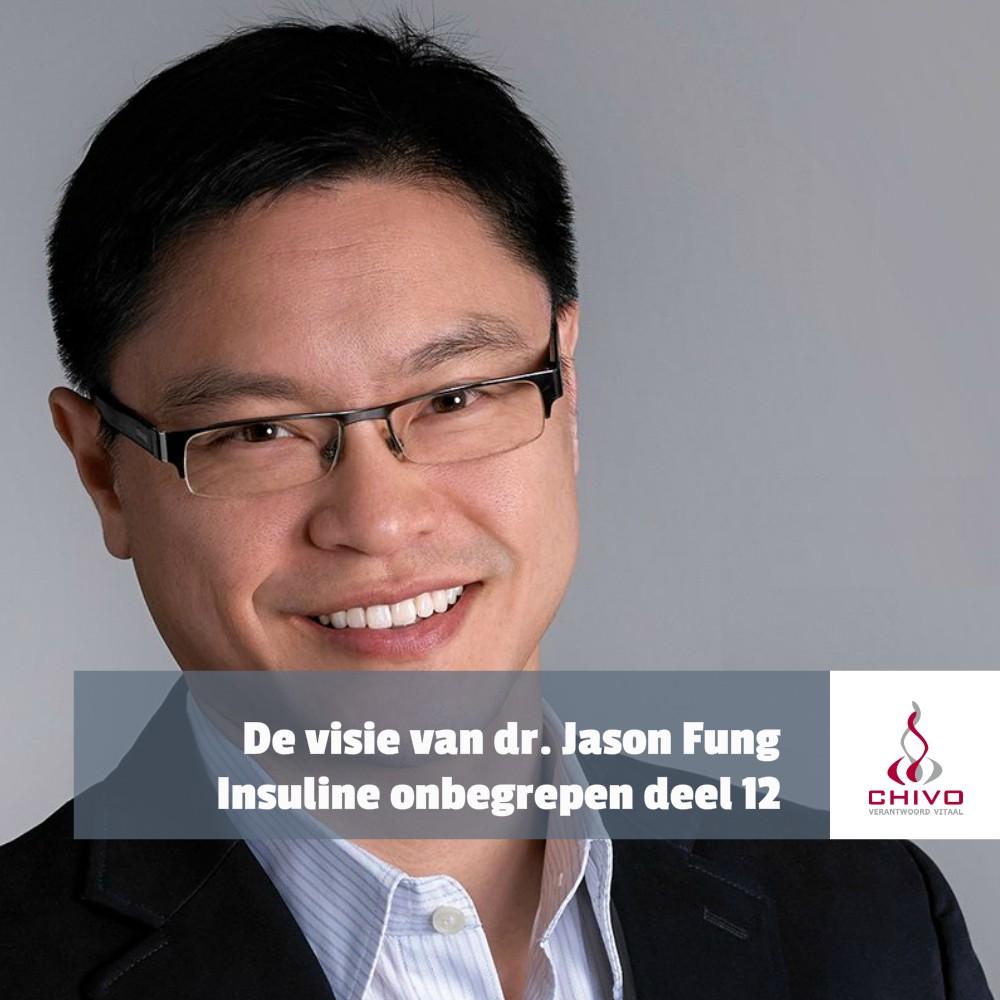 Volgens dr. Jason Fung, nefroloog en sociale media beroemheid, ligt het allemaal aan insuline