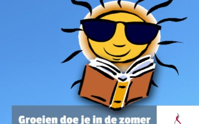 Summerschool 2020: Groeien doe je in de zomer!