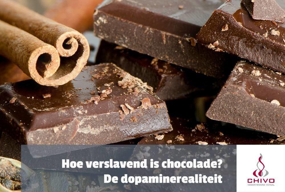 Bevat chocolade verslavende voedingsstoffen?