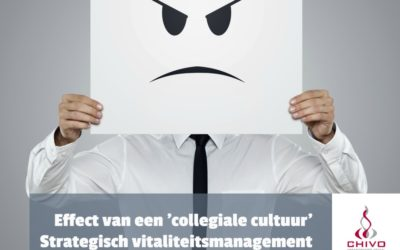 Effect van een 'gedwongen' collegiale cultuur