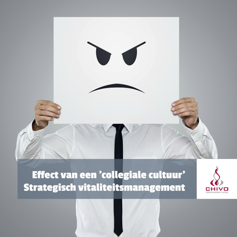 Hoe effectief is een 'positieve' cultuur waarin men collegiaal moet zijn