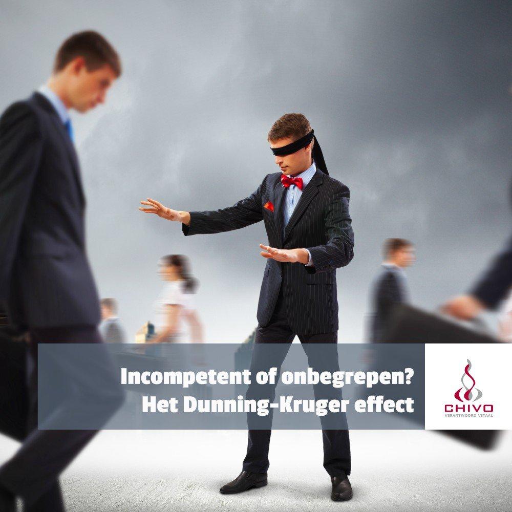 Het Dunning-Kruger effect is vooral onbegrepen