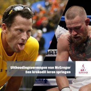 Conor McGregor vs Floyd Mayweather en het uithoudingsvermogen