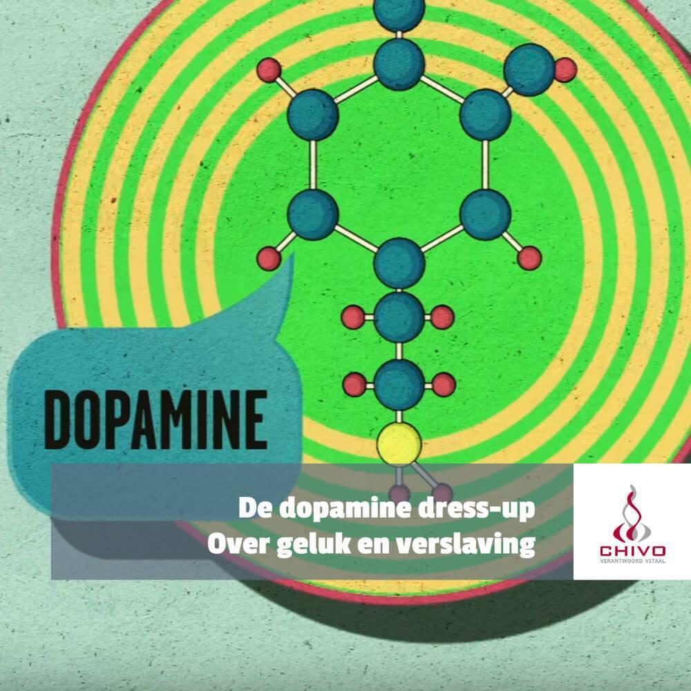 Zorgt dopamine voor het dwangmatige verslavende gedrag?