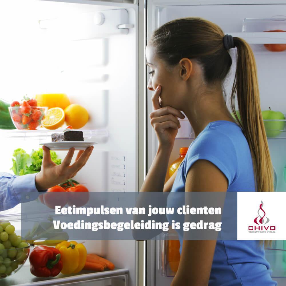 Wat zorgt ervoor dat je gaat eten?