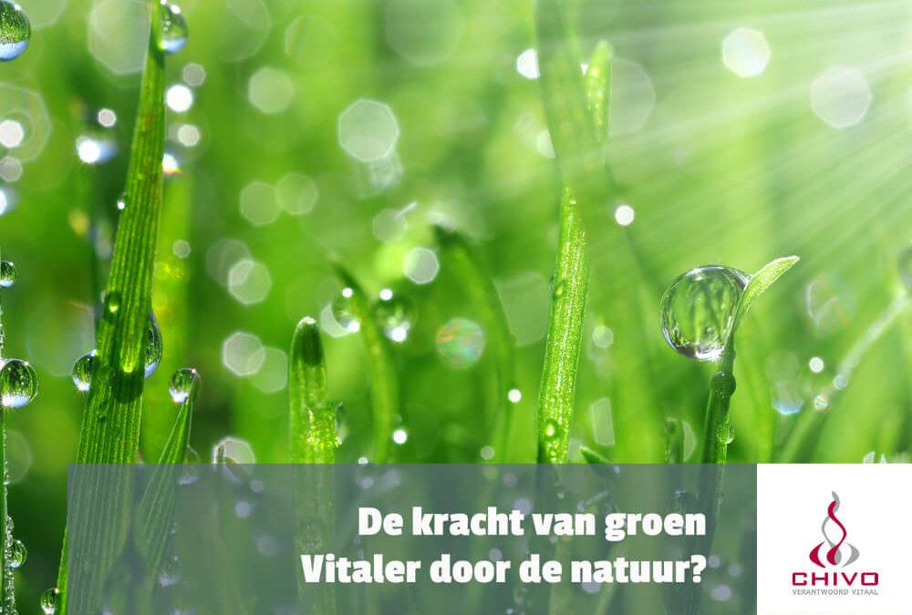 De kracht van groen