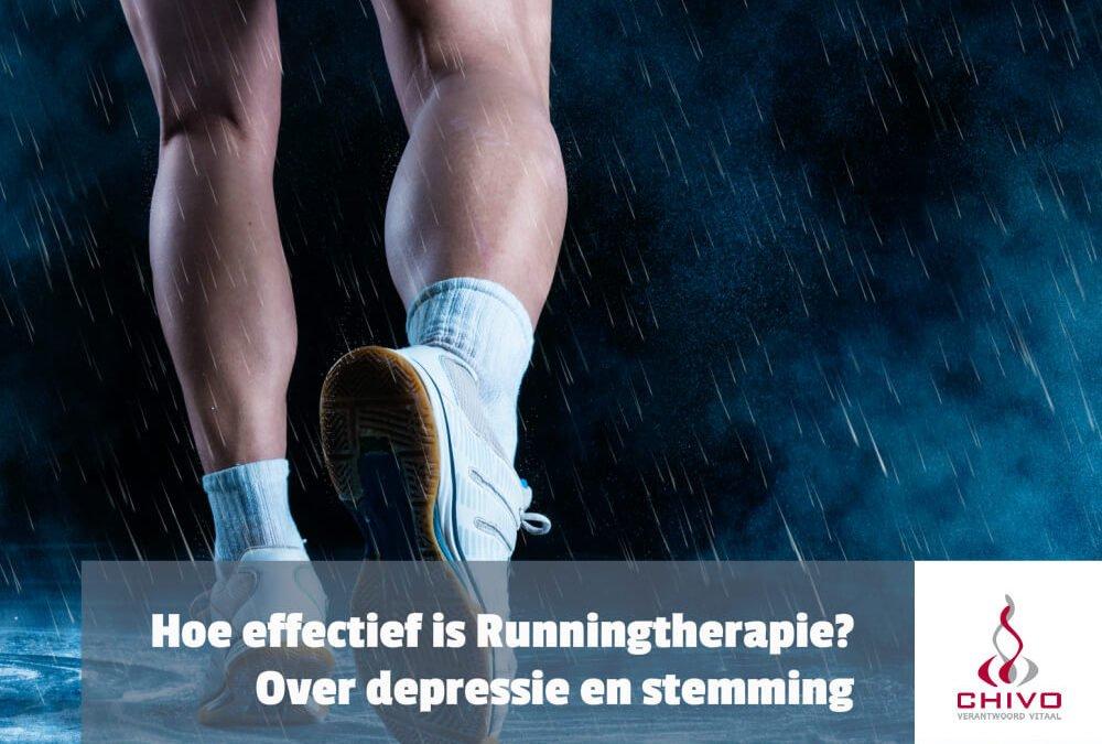 Hoe effectief is runningtherapie tegen depressie?