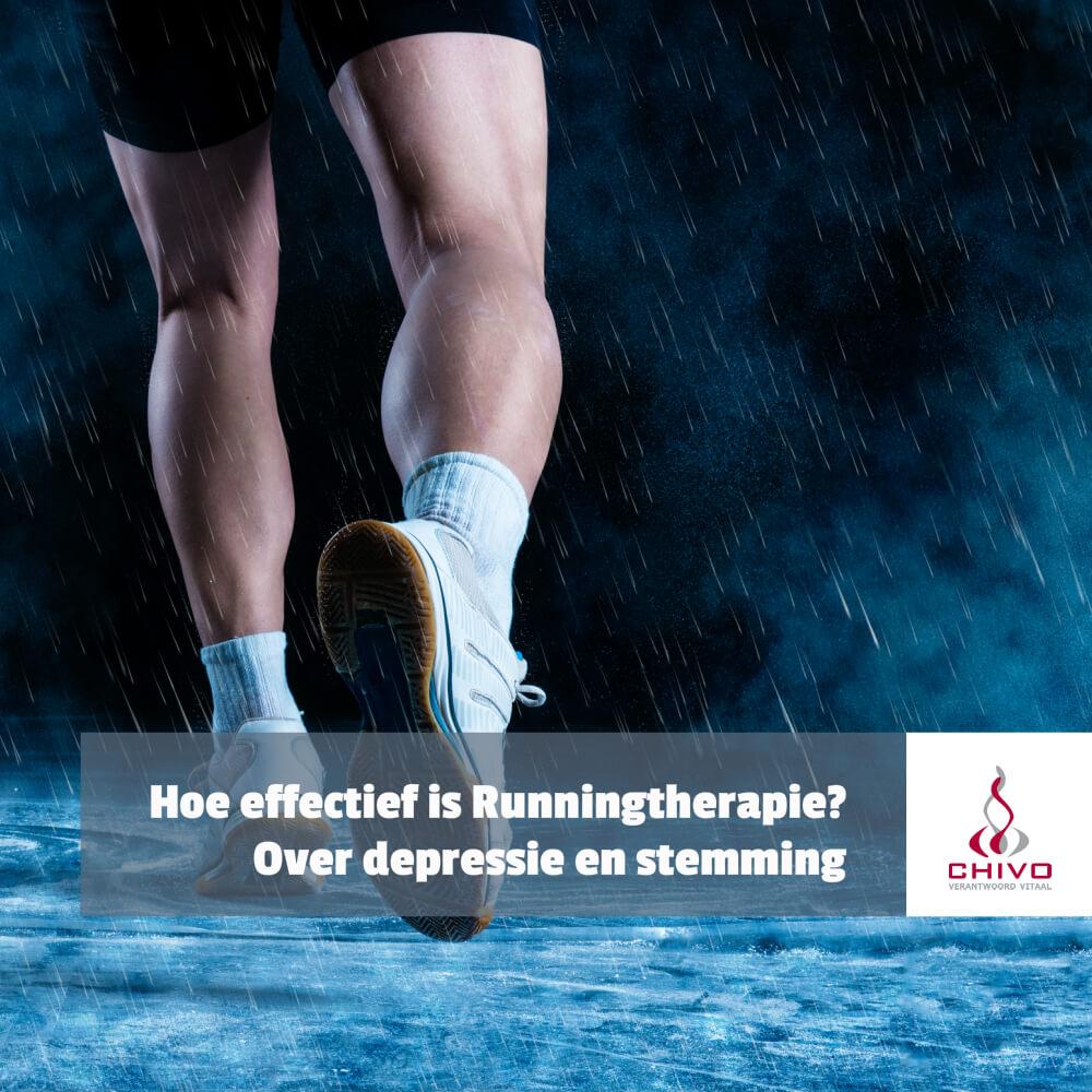 Hoeveel bewijs is er voor Runningtherapie tegen depressie?