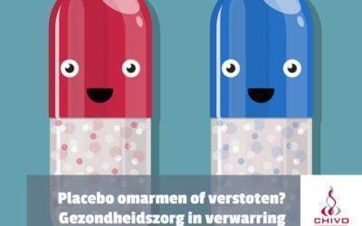 Het placebo-effect, omarmen of verstoten?