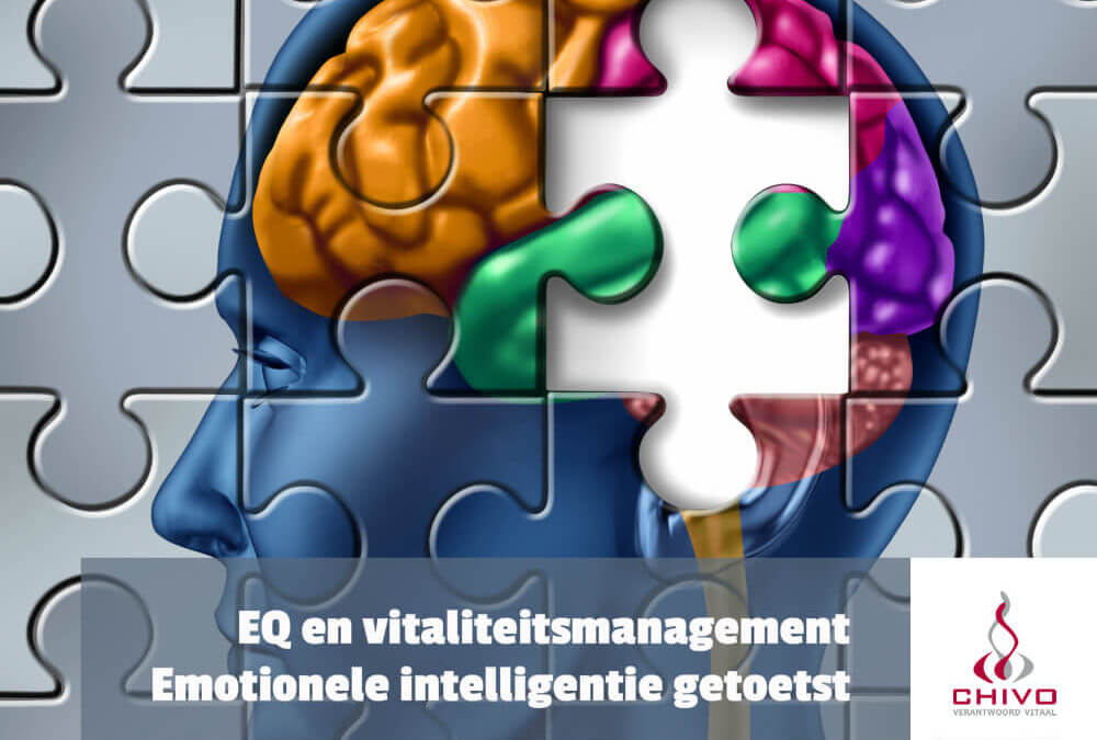 EQ een factor in vitaliteitsmanagement?