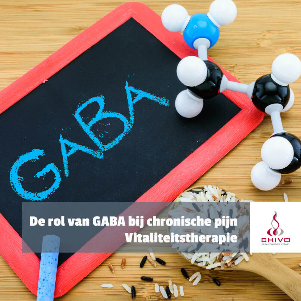 De rol van GABA bij chronische pijn