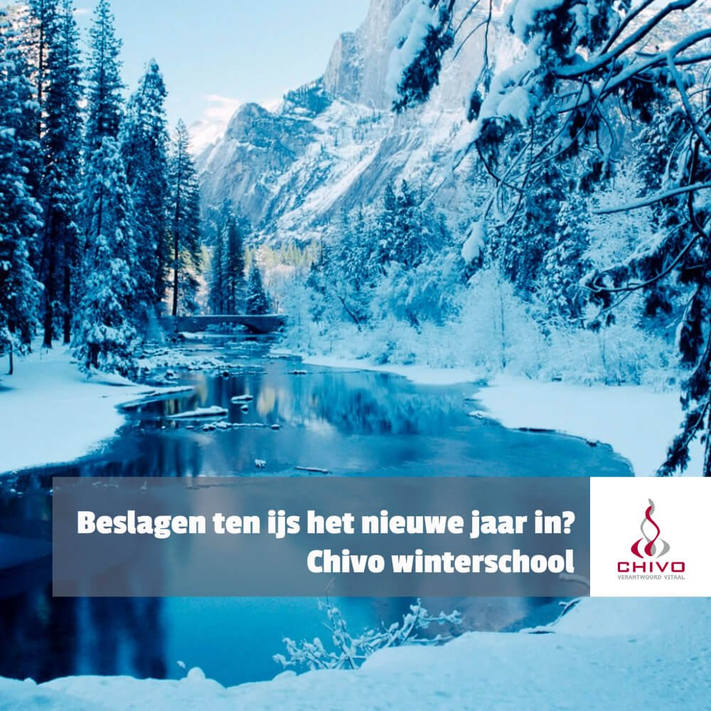 Chivo winterschool - opleidingen vitaliteit, fitness, coachen, leefstijl, voeding, trainen
